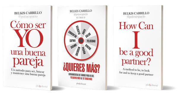 Libros de Belkis Carrillo