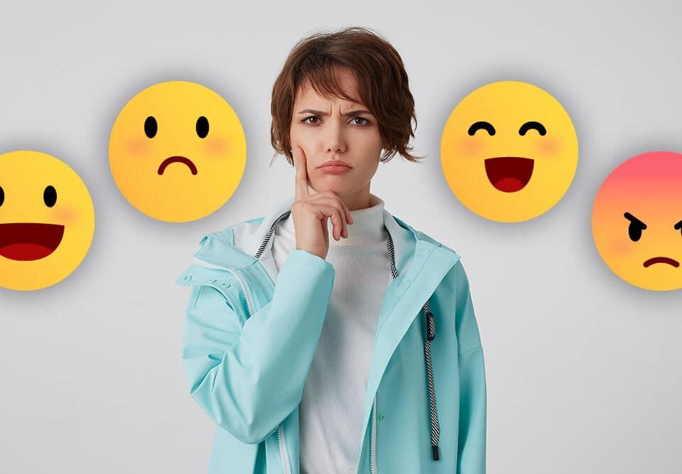 ¿Cómo controlar las emociones?