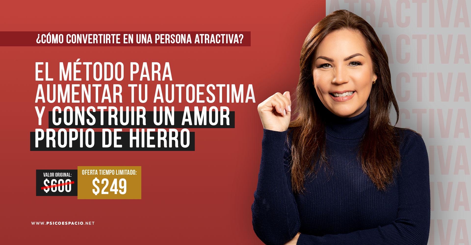 ¿Cómo convertirte en una persona atractiva?